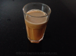 carrot, apple, papaya, ginger juice