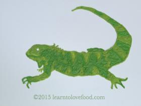 Icing Iguana