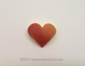 apple heart compassion