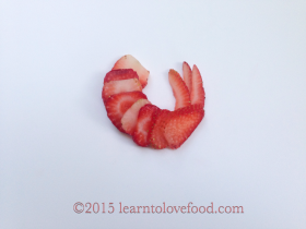 strawberry shrimp