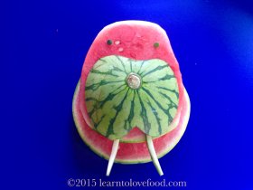 watermelon walrus