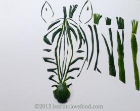 Zucchini Zebra