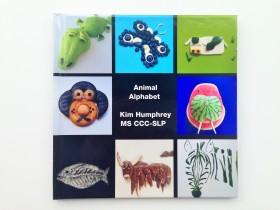 Animal Alphabet Children's Book